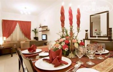 Отель ABC Arabian Suites 4*, Дубаи - фото 5