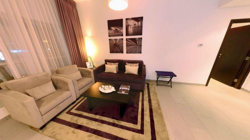 Отель Auris Metro Central Hotel Apartments 4*, Дубаи - фото 15