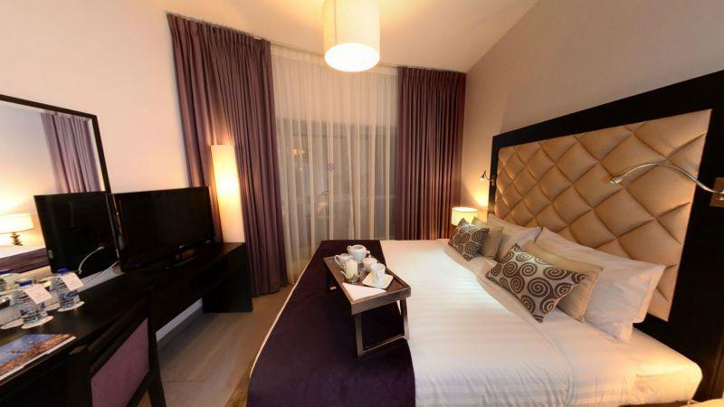 Отель Auris Metro Central Hotel Apartments 4*, Дубаи - фото 8
