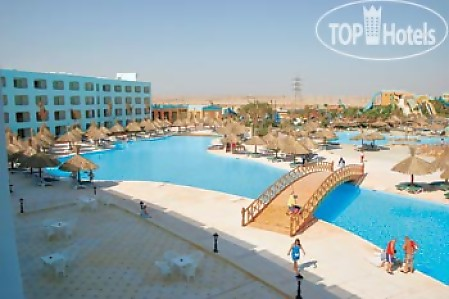 Отель Titanic Beach Spa & Aqua Park 5*, Хургада - фото 3