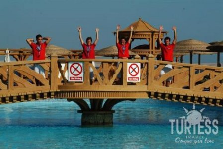 Отель Charmillion Sea Life Resort  5*, Шарм Эль Шейх - фото 26