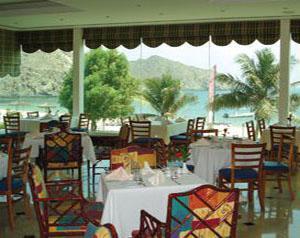 Отель Oceanic Khorfakkan Resort & Spa 4*, Корфаккан - фото 6