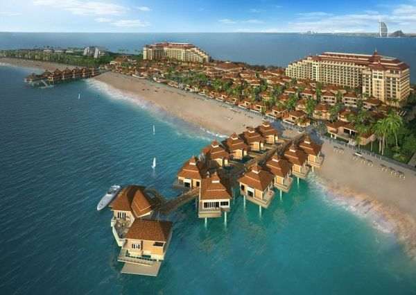 Отель Anantara Dubai The Palm Resort & Spa 5*, Дубаи - фото 28