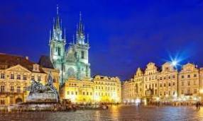 Горящие туры в отель Германия,Польша,Чехия ,95eur, автобусный тур, 15.04
