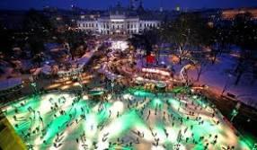Горящие туры в отель Новый  Год в Вене , 189 eur, 5  дней, автобусный тур,30.12
