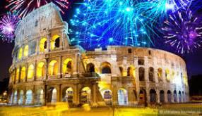 Горящие туры в отель Новый Год в Риме от 149 eur*,автобусный тур