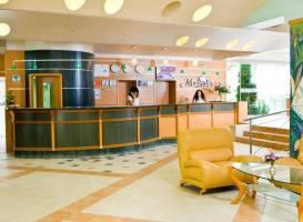 Горящие туры в отель Magnolia Hotel 3*, Албена,