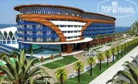 Горящие туры в отель Granada Luxury Resort & SPA 5*, Аланья,