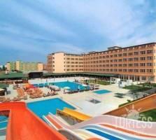 Горящие туры в отель Eftalia Resort 4*, Аланья,