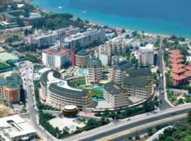 Горящие туры в отель Alaiye Resort & Spa 5*, Аланья,