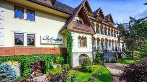 Горящие туры в отель Hotel Belvedere