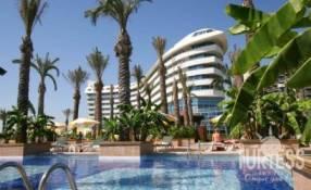 Горящие туры в отель Concorde Deluxe Resort 5*, Анталия,