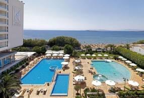 Горящие туры в отель Divani Apollon Palace & Spa 5*, Афины, Сингапур