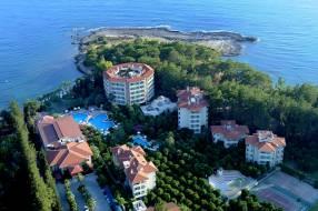 Горящие туры в отель Alara Park Hotel 5*, Аланья,