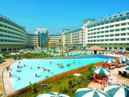 Горящие туры в отель Crystal Admiral Resort Suites & SPA 5*, Сиде,