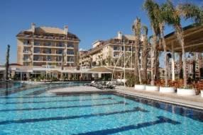 Горящие туры в отель Crystal Family Resort & SPA 5*, Белек, Турция