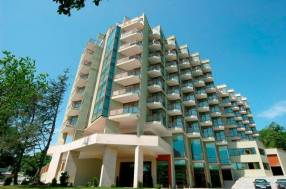 Горящие туры в отель Edelweiss 3*, Золотые Пески, Болгария
