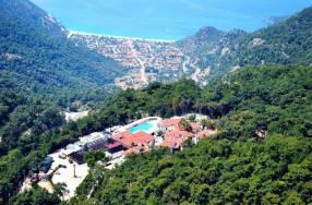 Горящие туры в отель Nicholas Park 4*, Фетхие, Турция