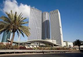 Горящие туры в отель Crowne Plaza City Center 4*, Тель Авив, Израиль