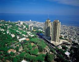 Горящие туры в отель Dan Panorama Haifa 4*, Хайфа,