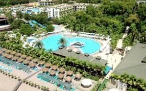 Горящие туры в отель Delphin Botanik World Of Paradise 5*, Аланья,