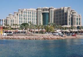 Горящие туры в отель Hilton Eilat Queen of Sheba 5*, Эйлат, Израиль