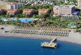 Горящие туры в отель Justiniano Club Park Conti 5*, Аланья, Турция