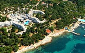 Горящие туры в отель Delfin Hotel 2*, Пореч, Хорватия