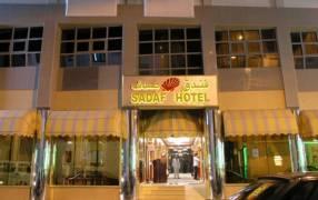 Горящие туры в отель Sadaf Hotel 3*, Дубаи,