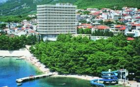 Горящие туры в отель Dalmacija Hotel 3*, Макарска, Хорватия