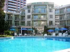 Горящие туры в отель Avliga Beach 3*, Солнечный Берег,