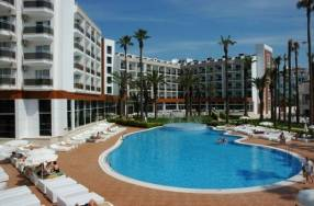 Горящие туры в отель Ideal Prime Beach (Ex. Miramer Beach Hotel) 5*, Мармарис,