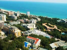 Горящие туры в отель Blue Sky 3*, Золотые Пески, Болгария