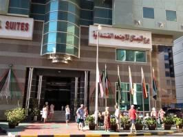 Горящие туры в отель Al Bustan Tower Hotel Suites 3*, Шарджа,