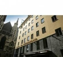 Горящие туры в отель Hotel Am Stephansplatz 4*, Вена,