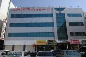 Горящие туры в отель Jonrad Hotel 3*, Дубаи, ОАЭ