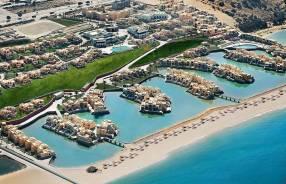 Горящие туры в отель The Cove Rotana Resort 5*, Рас Аль Хайма, ОАЭ