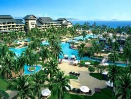 Горящие туры в отель Hilton Sanya Resort 5*, Санья,
