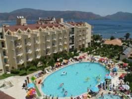 Горящие туры в отель Caprice Beach Hotel 4*,