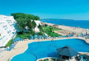 Горящие туры в отель Luca Helios Beach 4*, Обзор, Болгария