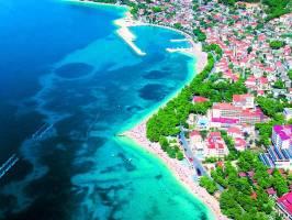 Горящие туры в отель Hotel Horizont 4*, Башка Вода, Хорватия