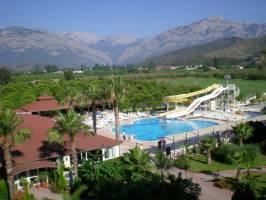 Горящие туры в отель Seker Resort 3*, Кемер,