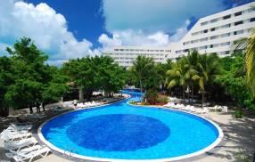 Горящие туры в отель Oasis Palm 4*, Канкун,
