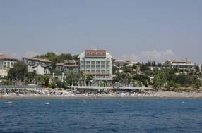Горящие туры в отель Aska Buket Resort & SPA (ex. Aska Club N Resort & SPA) 5*, Аланья,