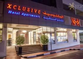 Горящие туры в отель Xclusive Maples Hotel Apartment 4*, Дубаи, ОАЭ