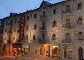 Горящие туры в отель Carlemany 4*,