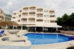 Горящие туры в отель Milenij Aparthotel 4*, Башка Вода, Хорватия