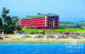 Горящие туры в отель Aydinbey Gold Dreams 5*, Аланья,