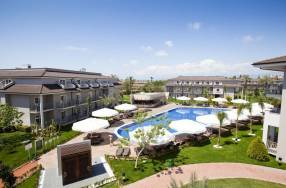 Горящие туры в отель Sunis Elita Beach Resort & Spa (Ex. Asteria Elita Resort) 5*, Сиде,