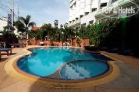 Горящие туры в отель Eurostar International 3*, Паттайя, Таиланд